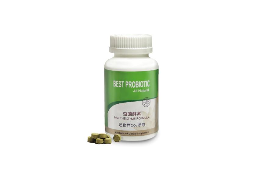 Best 益菌酵素