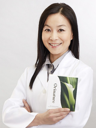 天然有機產品研發  Dr. 孔皓瑩